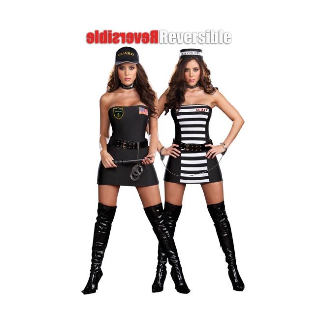 323d567a7752f3 Dubbelzijdig pak boef en politie bij Kostuum Voordeel altijd het ...
